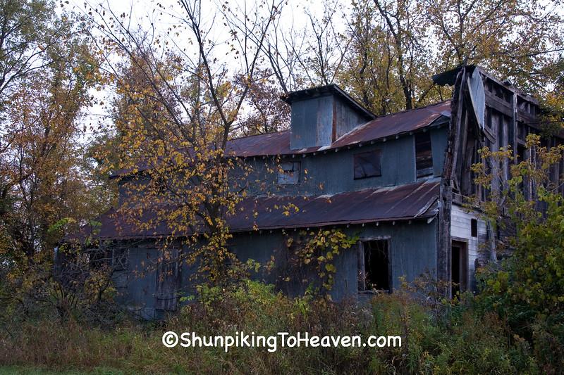 Bowen's Mill, Richland County, Wisconsin