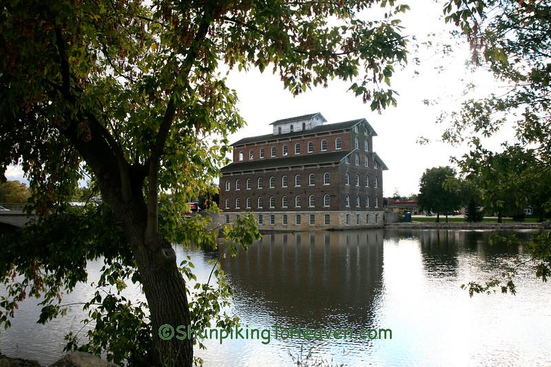 Historic Wapsipinicon Mill, Independence, Iowa