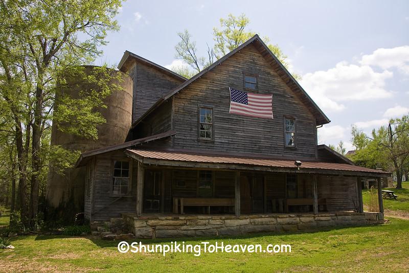 Wommack Mill, Est. 1883, Fair Grove, Missouri