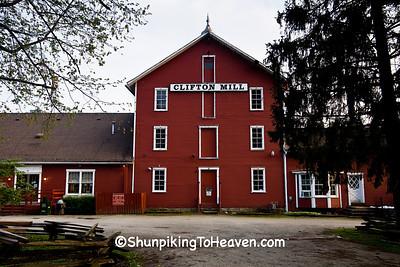 Clifton Mill, Greene County, Ohio