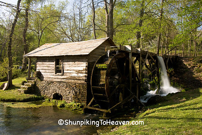 Reed Springs Mill, Reynolds County, Missouri