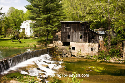 Cotton Hill Mill, Fayette County, West Virginia