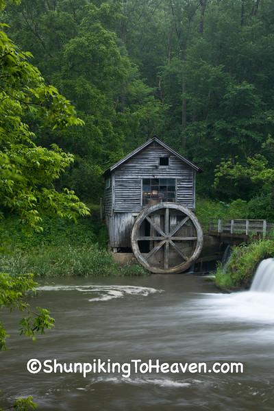 Hyde's Mill, Iowa County, Wisconsin
