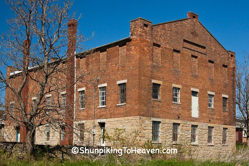 Meek's Grist Mill, Bonaparte, Iowa