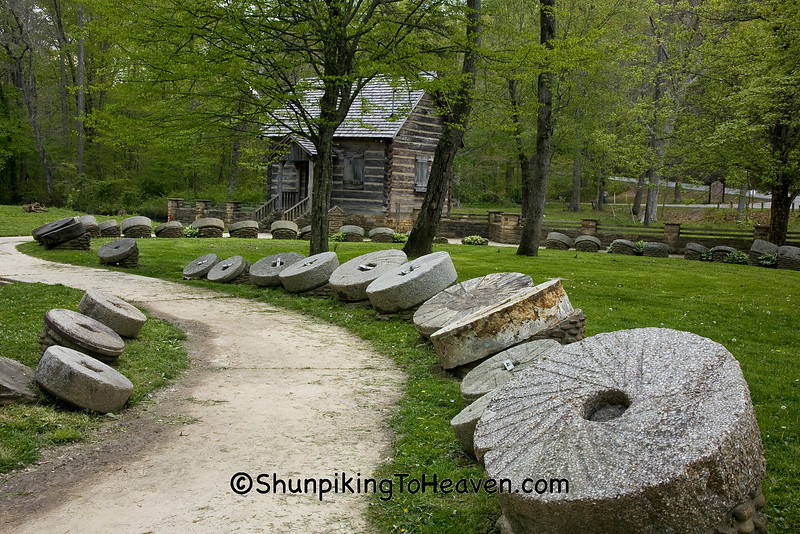McHargue's Grist Mill, Levi Jackson State Park, Laurel County, Kentucky