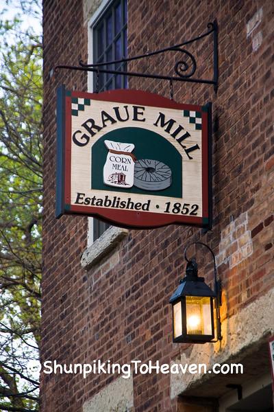 Graue Mill, DuPage County, Illinois