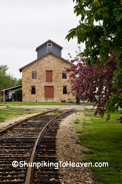 Mazomanie Mill, Built 1857, Dane County, Wisconsin