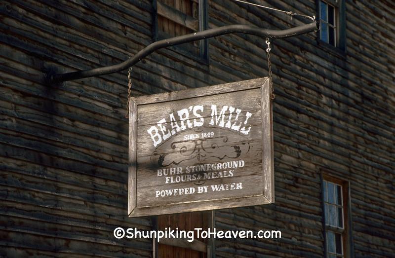 Bear's Mill, Darke County, Ohio