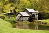 Mabry Mill in the Spring, Floyd County, Virginia