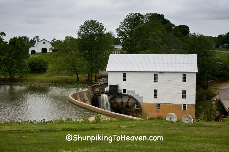 Murray's Mill, Catawba County, North Carolina