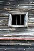 Window of Blackman's Mill, Sampson County, North Carolina