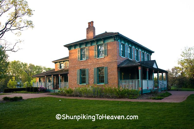 Frederick Graue House, DuPage County, Illinois