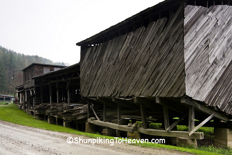 Ward's Grist & Saw Mill, Watauga County, North Carolina