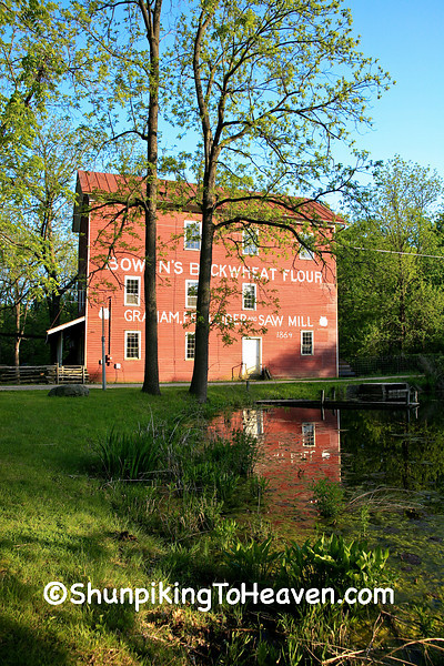 Bowen's Mill, Barry County, Michigan