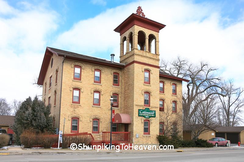 Omro Roller Mills, Winnebago County, Wisconsin