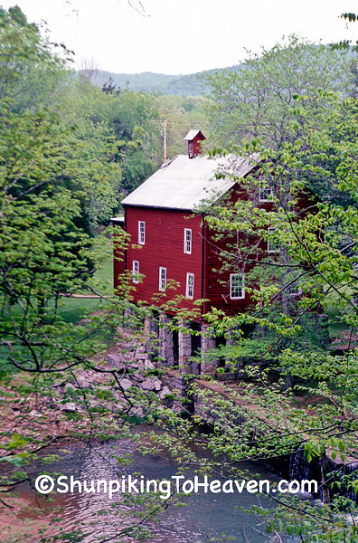 Alvin C. York Gristmill, Fentress County, Tennessee