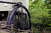 Waterwheel at Mill Springs Mill, Wayne County, Kentucky
