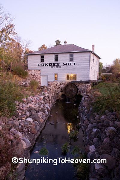 Dundee Mill, Fond du Lac County, Wisconsin
