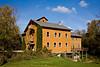 Glenbeulah Mill, Built 1857, Sheboygan County, Wisconsin