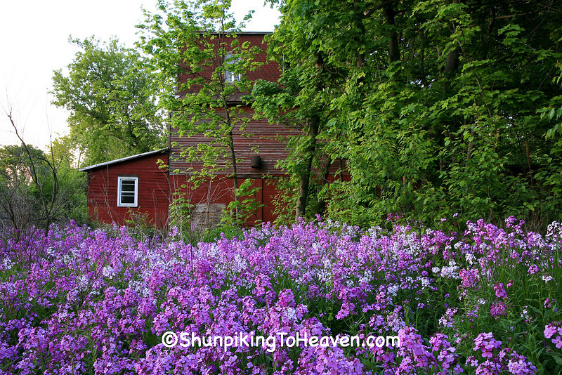 Doster Mill, Barry County, Michigan