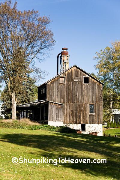 Cascade Feed Mill, Sheboygan County, Wisconsin