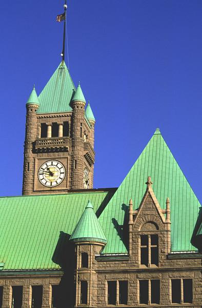 Hennepin County Courthouse - Minneapolis