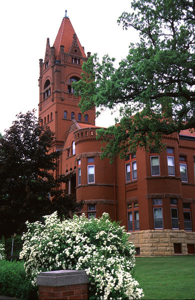 Faribault County Courthouse - Blue Earth