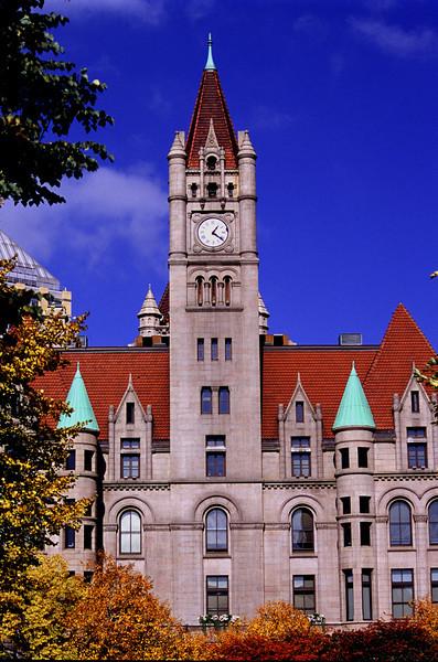 Landmark Center (old Federal Courthouse) - St. Paul