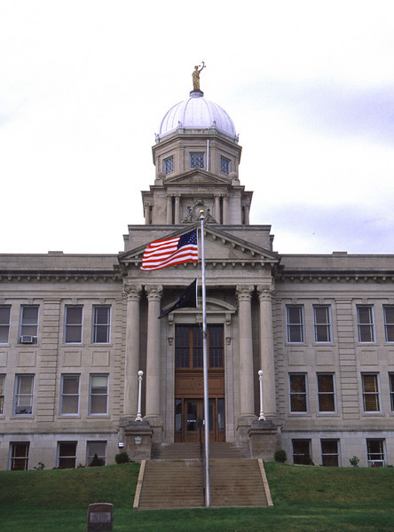 Jackson County Courthouse - Jackson