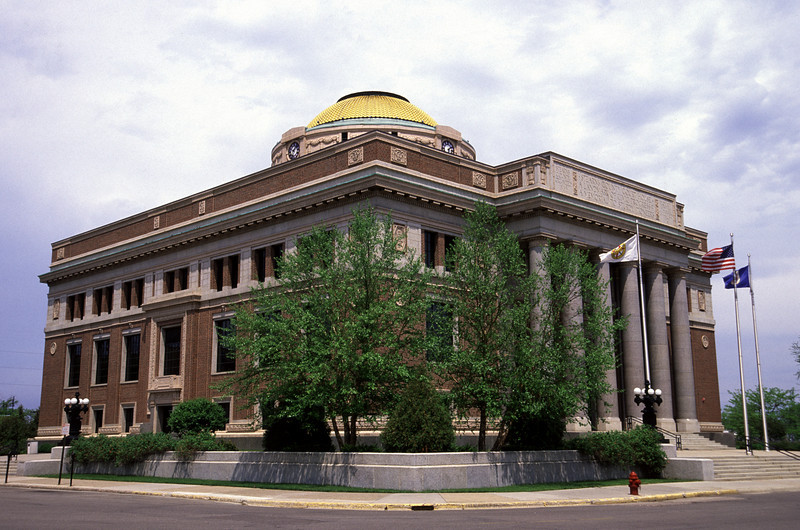 Stearns County Courthouse (1) - St. Cloud