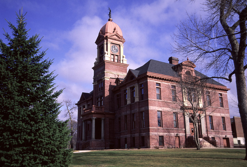 Pipestone County Courthouse - Pipestone