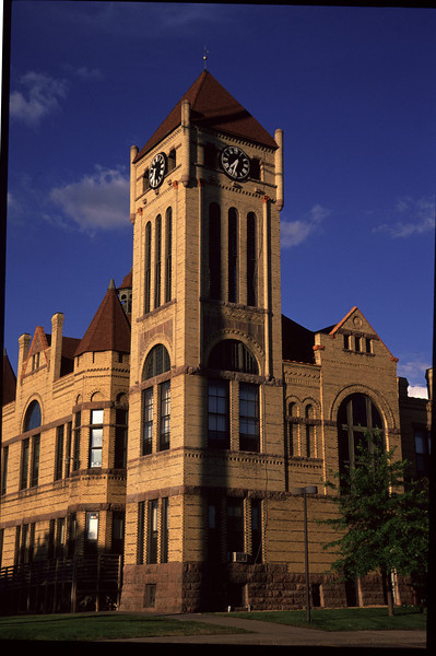 Morrison County Courthouse - Little Falls