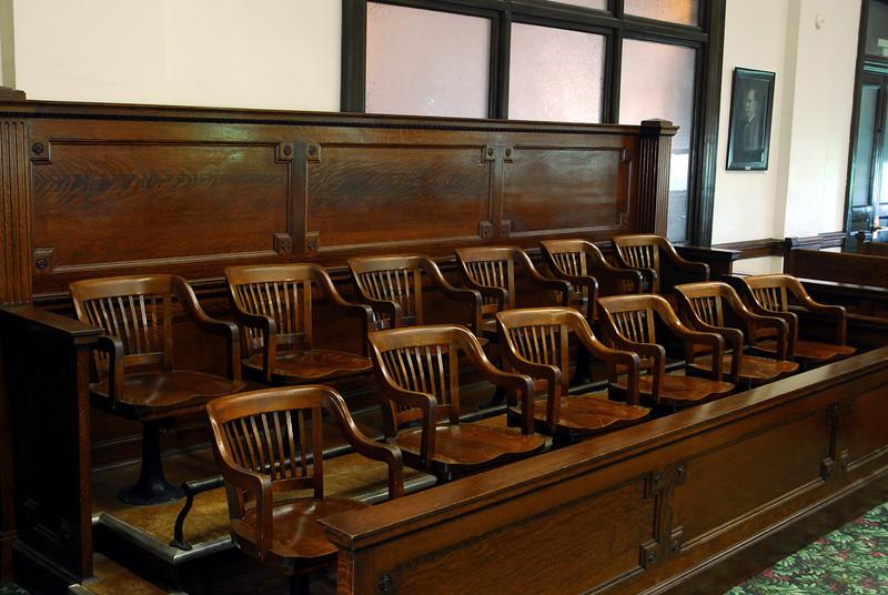 Jury Box - Martin County
