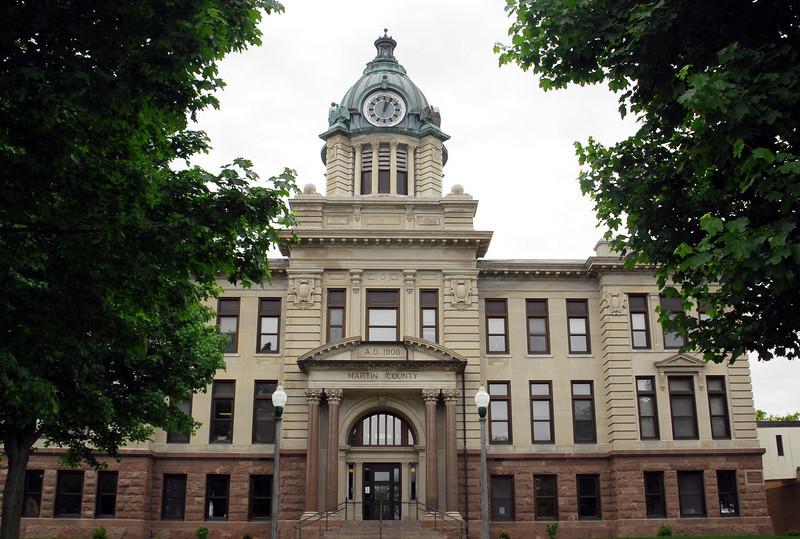 Martin County Courthouse (2) - Fairmont