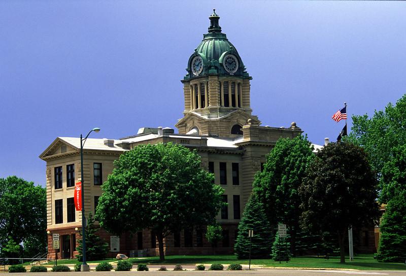 Martin County Courthouse - Fairmont