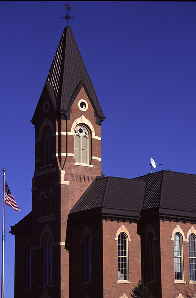 Nicollet County Courthouse (2) - St. Peter