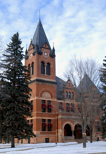 Swift County Courthouse - Benson