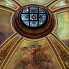 Dome Mural - Martin County Courthouse - Fairmont