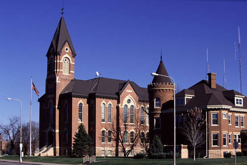 Nicollet County Courthouse (3) - St. Peter