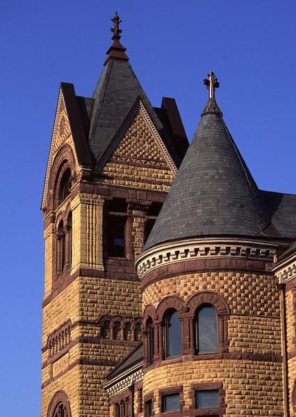 Winona County Courthouse - Winona
