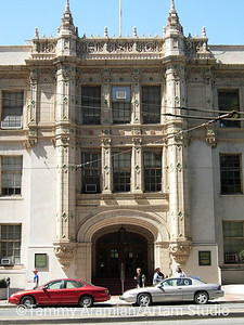 Commerce High, now SFUSD administrative offices