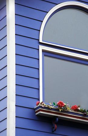 Blue House-Silverton, Colorado