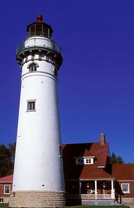 Seul Choix Lighthouse-Gulliver, Michigan