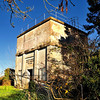 Water Service building on the Magherally Road, near Banbridge, County Down
