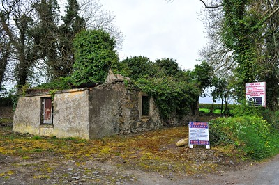 Derelict Cottage, Loughries, County Down. Friday, 21st April 2017.