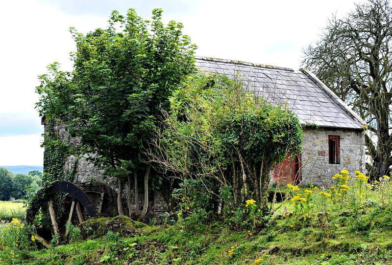 Ballynasaggart Water Mill, near Ballygawley