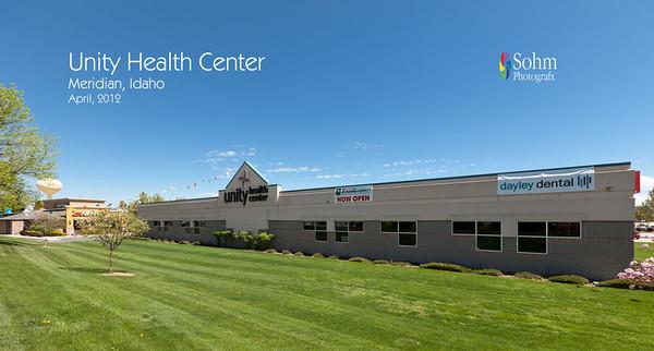 Unity Health Center Meridian Idaho Preliminary Edits