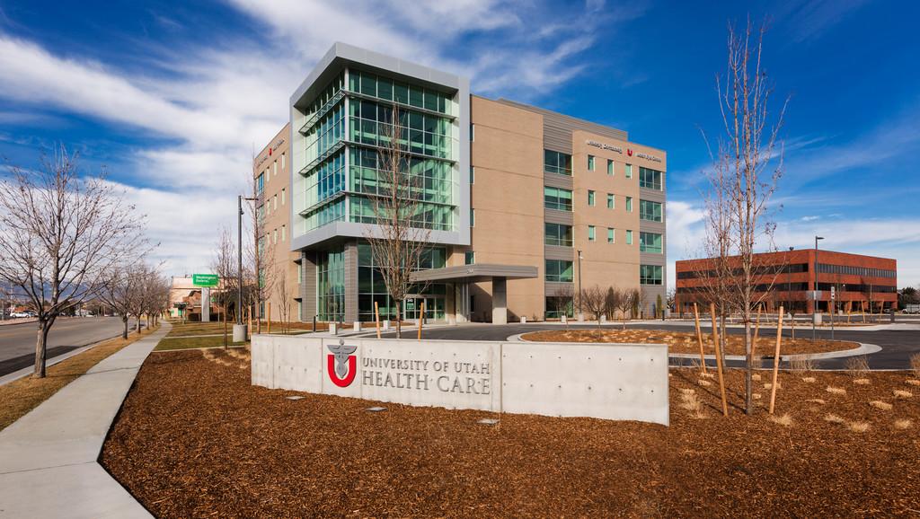 U of U Health Care Midvalley Clinic - sohmphoto