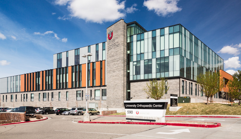 University Of Utah School Of Dentistry