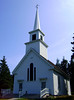 UNION CONGREGATIONAL CHURCH<br /> Isle au Haut, Maine<br /> <br /> It took me forever to finally locate this church on this tiny island, but I'm so glad I did. As luck would have it, the doors were open so I could do some interior shots.